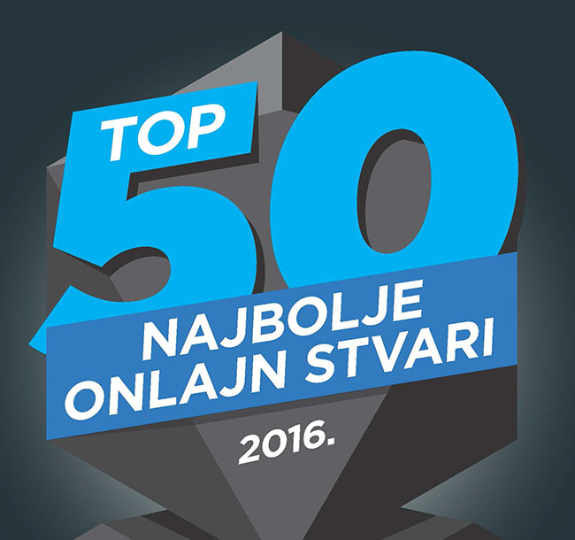 PC Press Top 50 - pobednici 2016