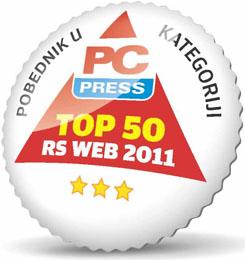 WebTop50 - 2011