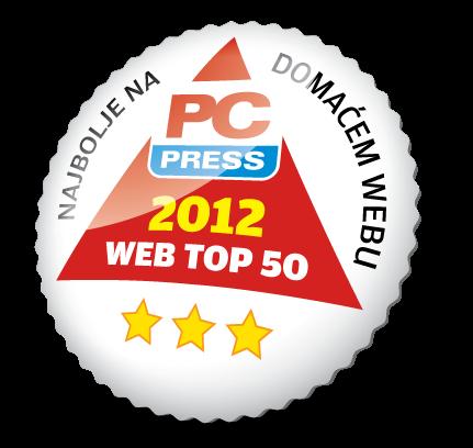 WebTop50 – 2012