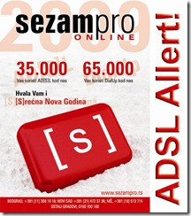 SezamPro Rasprodaja