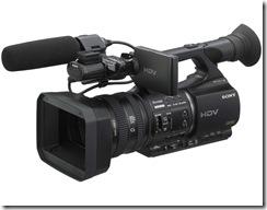 Sony-HVR-Z5E