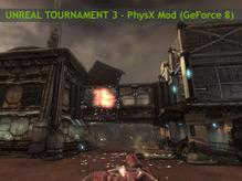 Igra UT3 poseduje PhysiX MOD