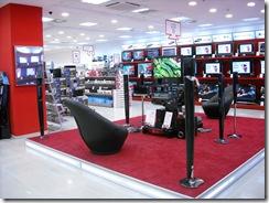 LG show room