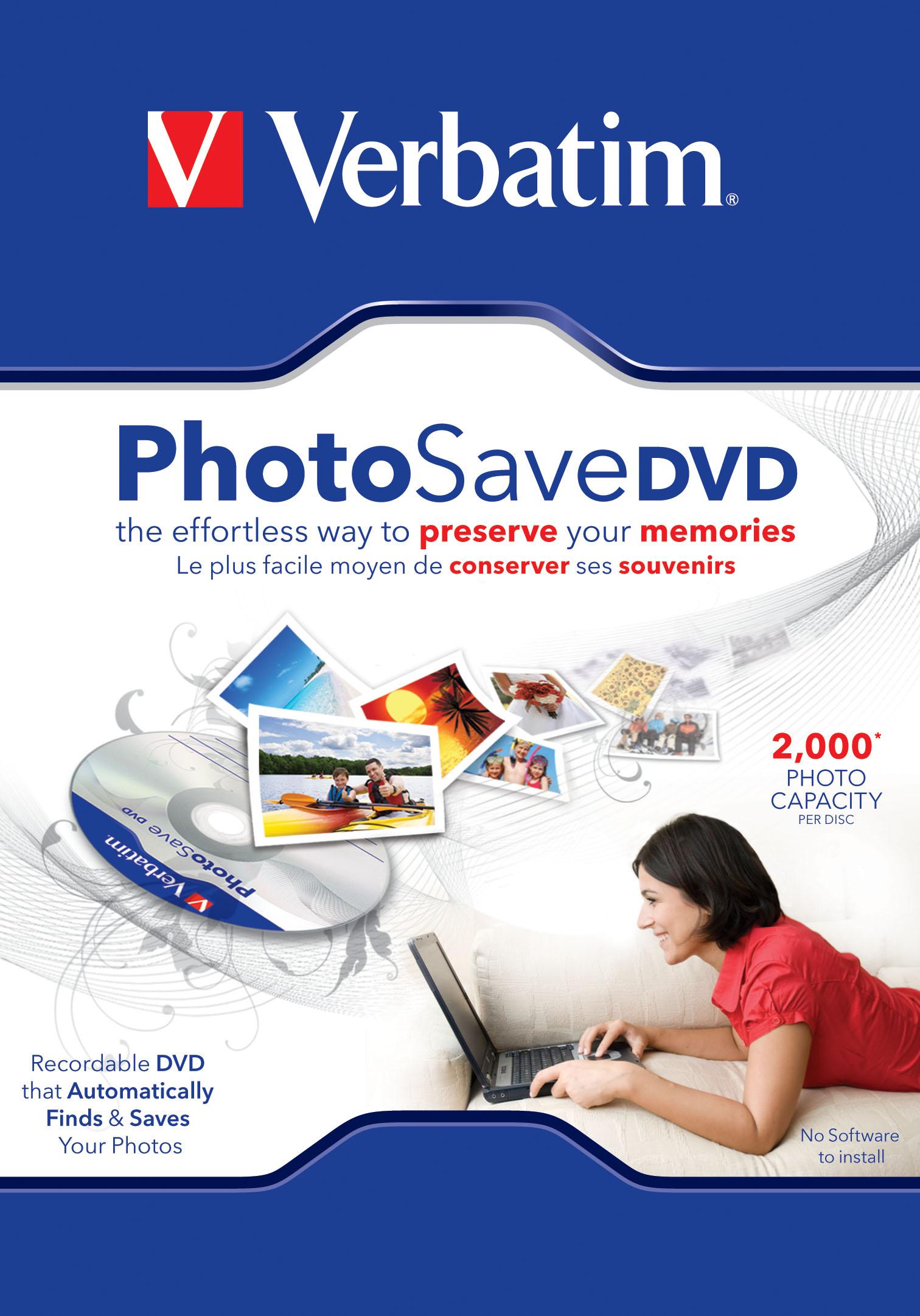Verbatim: arhiviranje fotografija u tri klika