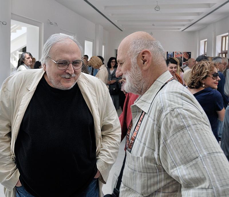 Slobodan Šijan, Zoran Simjanović