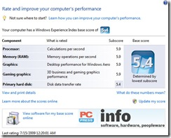 PC Press: skriveni Windows benchmark programi