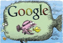 Microsoft i Yahoo zvanično najavili partnerstvo, Bing zamenjuje Yahoo Search google yahoo microsoft 245x167