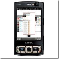 Emmi: Naručite NOKIA N95 telefon