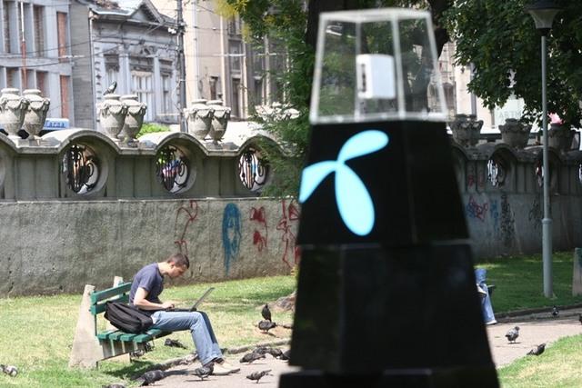 Besplatan internet u parkovima i naredne dve godine