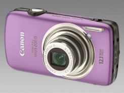 Digital IXUS 200 IS PURPLE HOR1