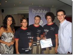 Surlasi-Pobednicki tim za Bubble Cup 2009