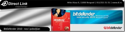 Direct Link: BitDefender 2010