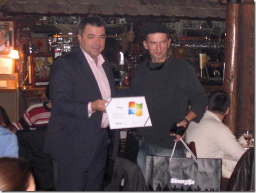 Microsoft: Srbija na Windows 7 galerija
