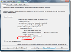 Microsoft: Vista Platform Update (DX11 i za Vistu)