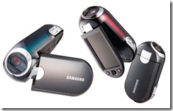 Stav: Samsung SMX-C10 kompaktna video kamera