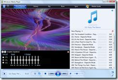 PC Press: audio plejeri – Windows Media Player
