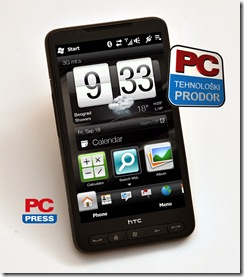 PC Press: HTC Leo