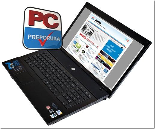 HP: 4710s, ProBook sa ATI‑jem