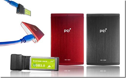 PQI: Novi USB 3.0 diskovi