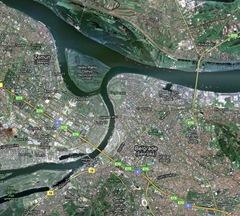 Mapa ovih dana menja svoju prirodu i od izdavačkog proizvoda postaje servis i interfejs između korisnika i prostornih podataka