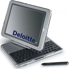 Deloitte-tablet
