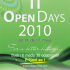 """IT OpenDays"" 2010 od 14. do 17. maja"