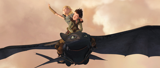 How To Train Your Dragon - Cortesy DreamWorks