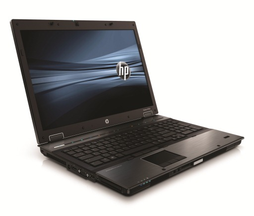 UNDER NDA UNTIL 3.24 - HP EliteBook 8740w - Angle