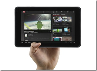 LG Optimus Pad - YouTube