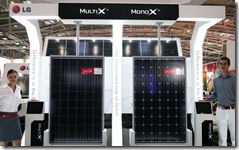 LG Multi X i LG Mono X solarne ploce