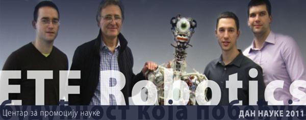 ETF-robotics