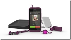 HTC Rhyme w accessories