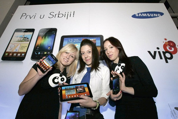 Vip Samsung konferencija1