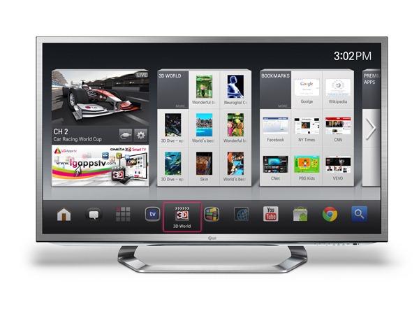 LG_LG Google TV_Foto1