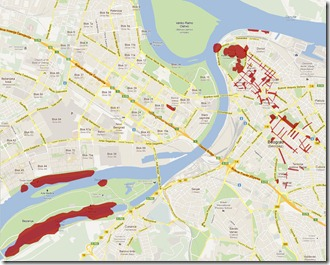 SBB WiFi zona_mapa_Beograd