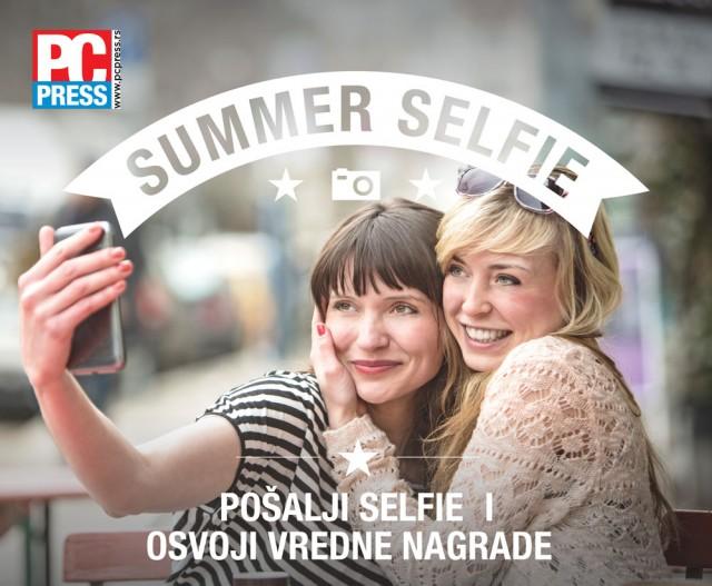 Foto-konkurs: Summer Selfie