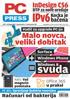 PC Press 190 u prodaji