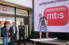 Telekom Srbija - Vladimir Lučić, Saša Leković