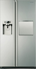 Space Max Side-by-Side Refrigerator