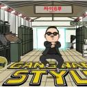 Gangnam Style - YouTube rekorder