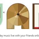 Google JAM - svirka preko weba