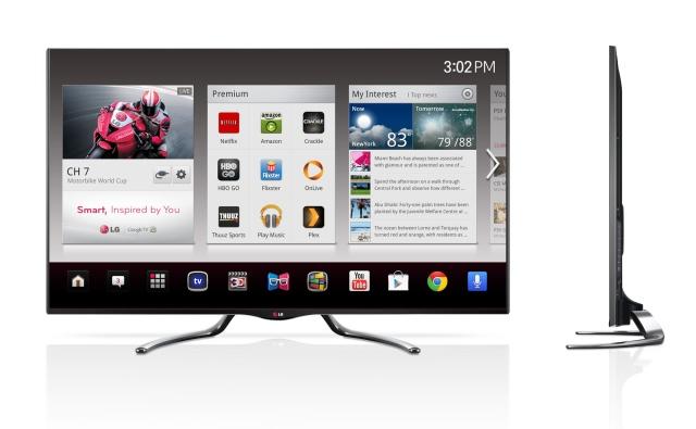 LG_LG Google TV