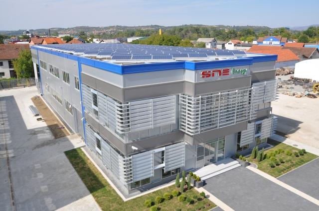 SNE Energy fabrika