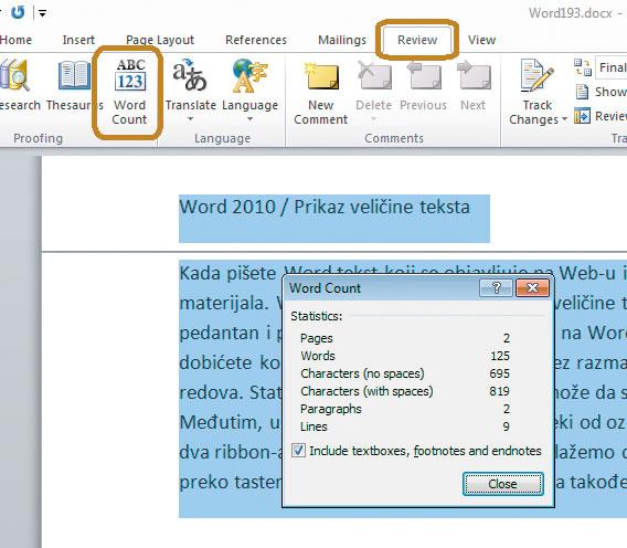 Word-Prikaz-velicine-teksta