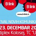 B-LINK festival od 21. do 23. decembra