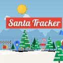 Aplikacija za praćenje Deda Mraza