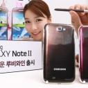 Galaxy Note II u dve nove boje
