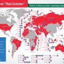Kaspersky otkrio operaciju Crveni oktobar