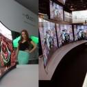 Zakrivljeni OLED TV na CES-u