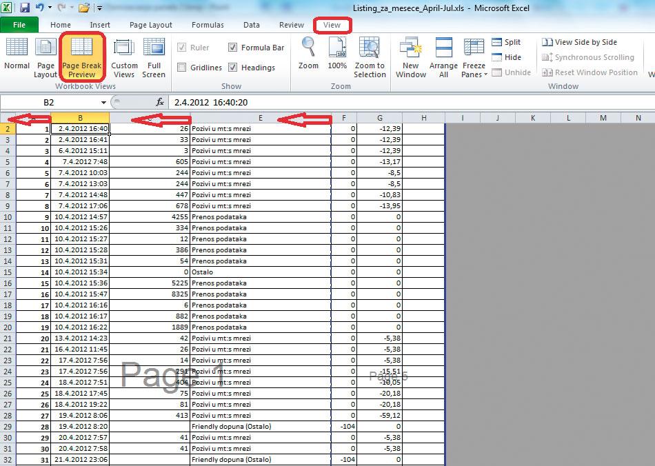 Excel-Podesavanje-preloma-stampe1